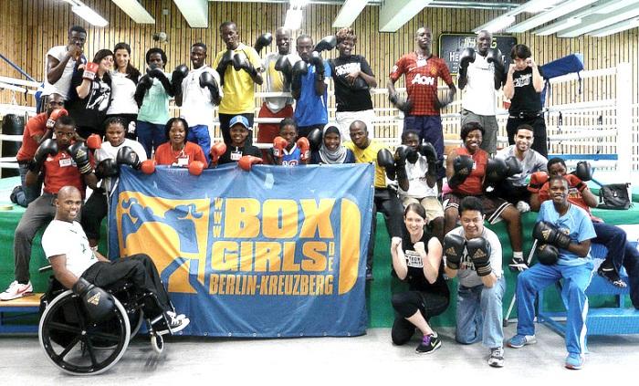 UNOSDP Youth Leadership Camp