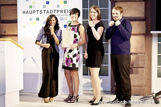 Hauptstadtpreis 2012